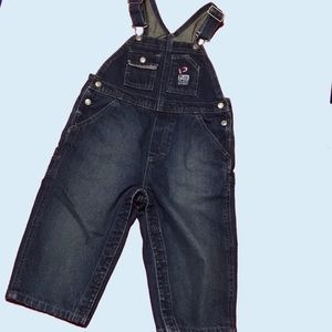 24 month Children's Place boy overalls